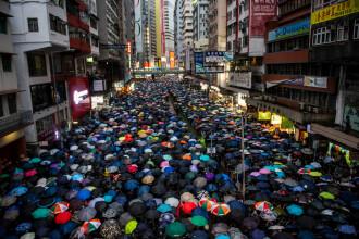 Cum a folosit China rețelele sociale contra manifestanţilor pro-democraţie din Hong Kong