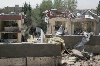 10 bombe au explodat în Afganistan de Ziua Independenței. Peste 30 de oameni sunt răniți