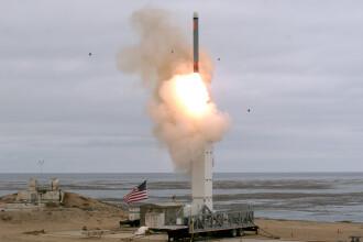 Reacția Rusiei după ce americanii au făcut primul test cu o rachetă interzisă