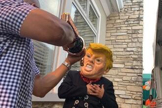 Imagini cu o înscenare a asasinării preşedintelui Trump. Reacția unui senator democrat