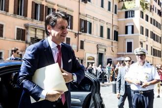 Criza din Italia, pe cale de rezolvare. Noul Guvern depune joi jurământul