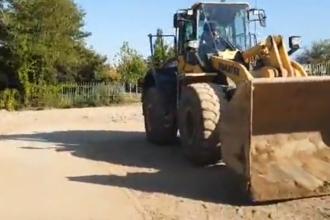 """Consilier USR, revoltat de distrugerea unui parc: """"Incredibil, ce poate să facă corupția"""""""