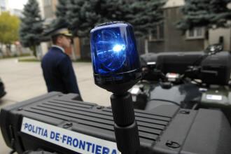 Cantitate uriaşă de heroină, găsită într-o maşină care urma să intre în România