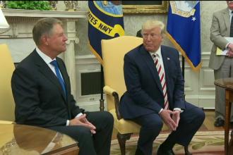 """Analiști, despre miza întâlnirii Iohannis - Trump: """"Suntem în plin război comercial"""""""
