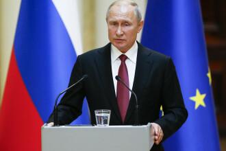 Putin susține că SUA pot lansa rachete de croazieră din România.