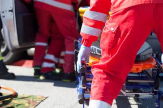 Supraviețuire miraculoasă pentru un copil din Bistrița, după ce a căzut de la etajul 3