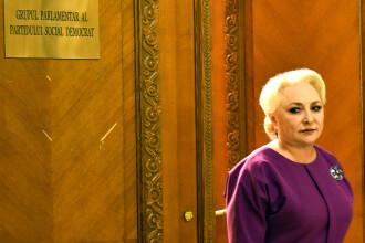 În plină tensiune politică, Dăncilă pierde un parlamentar, chiar pe chestorul Senatului