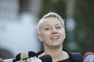 Dana Gîrbovan, propusă de PSD la Ministerul Justiției, afirmă că acceptă cu 2 condiții