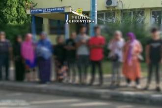 Mai mulți migranți, pe cale să ajungă ilegal în Ungaria. Planul pus la cale de străini