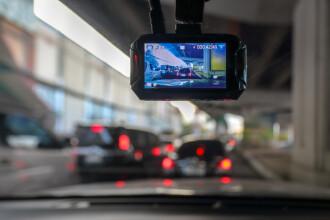 Tot mai multe camere video pe maşini. Cum pot fi folosite imaginile la proces sau CASCO