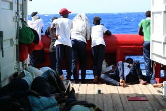 Naufragiu în Italia. 2 migranți au murit și alți 20 sunt dați dispăruți