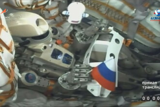 Rusia a trimis în spațiu un robot umanoid. Ce s-a întâmplat însă când a ajuns pe ISS