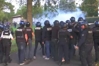 """Biarritz s-a transformat într-un """"oraș-buncăr"""", cu prilejul Summitului G7. Primele arestări"""