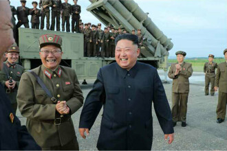SUA cedează la amenințările lui Kim Jong Un. Au încetat supravegherea aeriană a Coreei de Nord