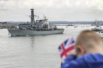 Marea Britanie trimite încă o navă de război în Golf, în urma tensiunilor cu Iranul