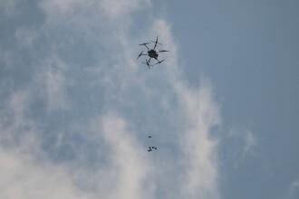 O dronă israeliană a explodat în Beirut. Zona este controlată de Hezbollah. FOTO