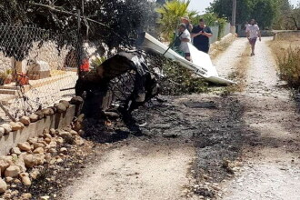Incident aviatic, pe o populară insulă din Spania. Nu există niciun supraviețuitor