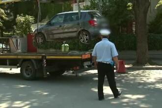 Mașinile parcate neregulamentar pe domeniul public vor putea fi ridicate. Legea, votată marţi