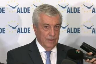 Tăriceanu, scrisoare către Iohannis: Miniștrii propuși de Dăncilă, excluși din ALDE