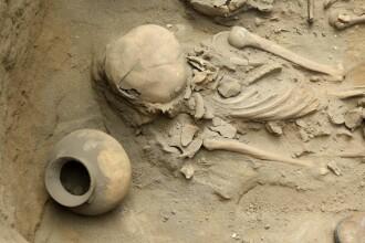 """Descoperire arheologică uluitoare: """"Este cel mai mare sit de sacrificare a copiilor"""""""