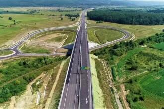 Cererea de finanţare din fonduri UE pentru autostrada Sibiu-Piteşti, trimisă la Bruxelles