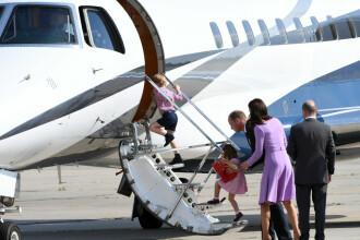 Kate și William, în vacanță cu o companie low-cost. Suma modestă plătită pe bilete