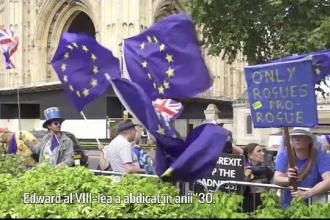 """Marea Britanie, în criză constituțională. """"Nu e doar un afront, e o lovitură de stat"""""""