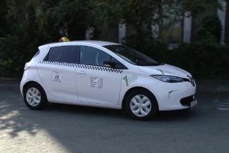 Orasul din Romania care vrea sa introduca taxiuri electrice. Reactia soferilor
