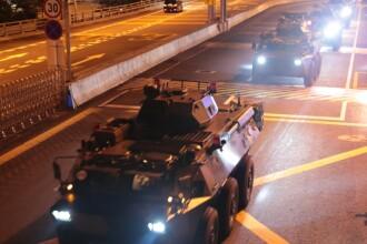 Temeri privind o intervenție a armatei Chinei în Hong Kong. Imaginile surprinse de martori