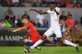 FCSB a ratat calificarea în grupele Europa League, după 0-1 cu Vitoria Guimaraes