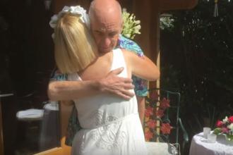Un cuplu s-a recăsătorit după ce bărbatul a uitat de prima nuntă. Cum a fost posibil