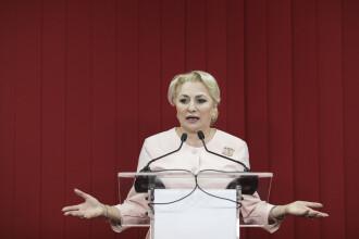 """Dăncilă, despre Tarom: """"Dacă se întârzia 10 minute era vinovat premierul"""""""