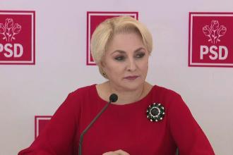 Viorica Dăncilă exclude varianta unei confruntări directe cu Ludovic Orban