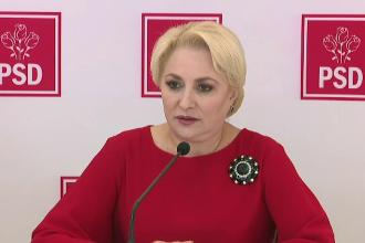 """Dăncilă, a 2-a gafă într-o zi: """"Am revitalizat turismul prin reducerea TVA de la 5% la 5 %"""""""