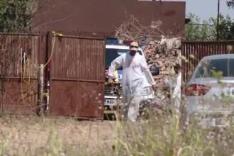 Primele ipoteze despre cele 40 de pete de sânge găsite în casa lui Dincă