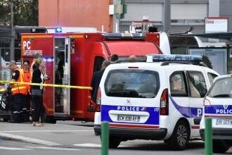 Atac în Lyon. Un refugiat a ucis un om și a rănit 8, cu un cuțit și o țepușă de rotisor
