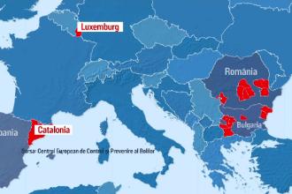 """România roșie s-a rupt de Europa. """"O criză cum vedem o dată într-un secol"""""""