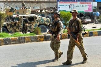 VIDEO. Zeci de infractori au evadat dintr-o închisoare din Afganistan, în urma unui atac terorist