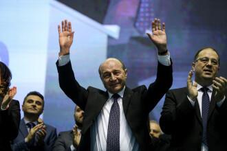 """Băsescu vrea să candideze la Primăria Capitalei, după ce PMP a fost exclus din """"alianță"""""""