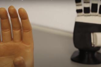VIDEO. Piele artificială capabilă să simtă, creată de un grup de cercetători inspirați de Star Wars