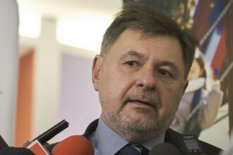 Alexandru Rafila: După începerea școlii va crește numărul de infectări cu COVID-19