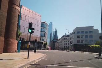 """Exod din Londra către suburbii și zonele rurale. """"Va fi ca un oraş fantomă"""""""