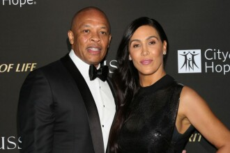 Dr. Dre, în război cu fosta soție pentru averea de un miliard de dolari