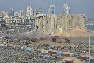 Mărturii după explozia care a devastat Beirutul. Cel puțin 113 oameni au murit