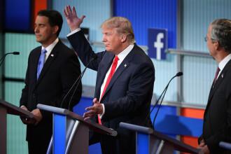 Facebook a eliminat o rețea de conturi ce sprijineau campania lui Trump, administrate din România