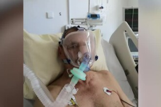 """Spitalele Covid, supraaglomerate. Mărturia unui bolnav: """"Îi auzeai cum se chinuie să resusciteze"""""""