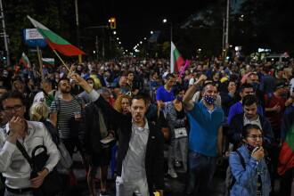 Proteste masive în Bulgaria, față de Guvern. În Sofia au fost amplasate baraje pe străzi