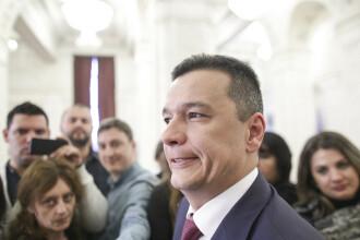 Sorin Grindeanu va candida pentru funcţia de preşedinte executiv al PSD, în echipa lui Ciolacu