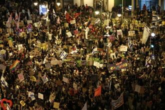 Proteste în Israel. Mii de oameni au înconjurat reședința premierului Netanyahu