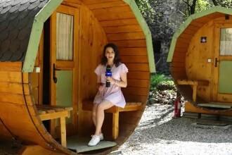 Românii au căutat destinații cât mai liniștite în weekend. Experiențele inedite de care au avut parte